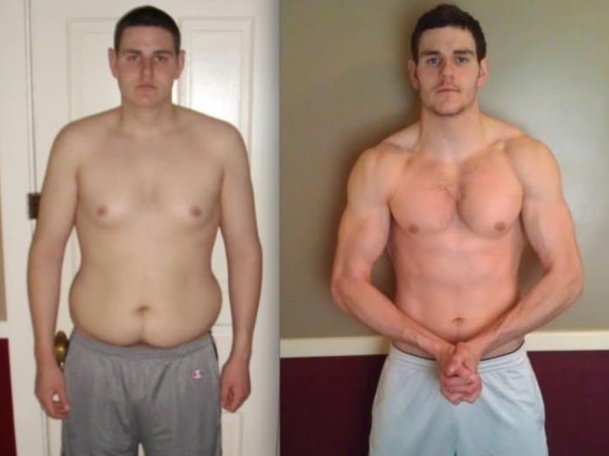 cardarine before and after photo
