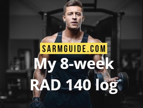 RAD 140 log