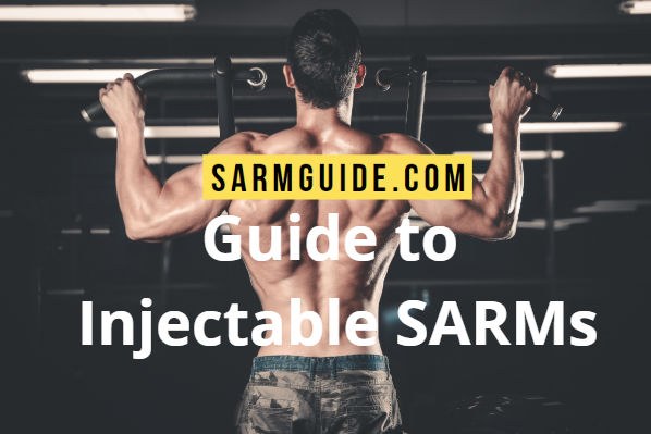 Injectable SARMs