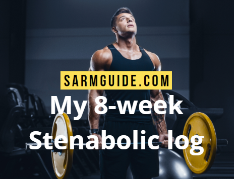 Stenabolic log