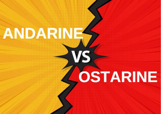 Andarine VS Ostarine
