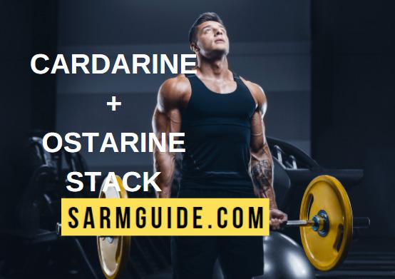 Cardarine Ostarine stack