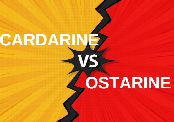 Cardarine VS Ostarine