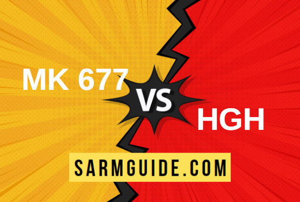 MK 677 vs HGH