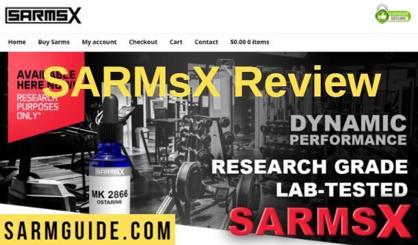 SARMsX review