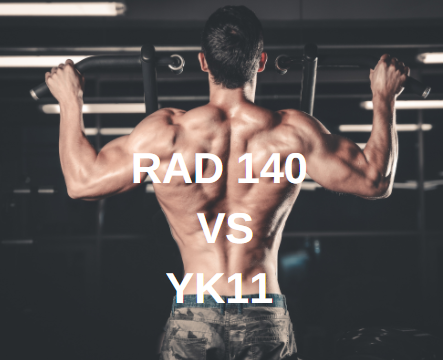 RAD140 VS YK11