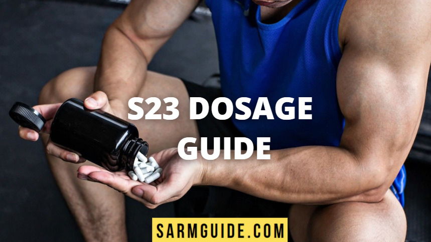 S23 Dosage guide