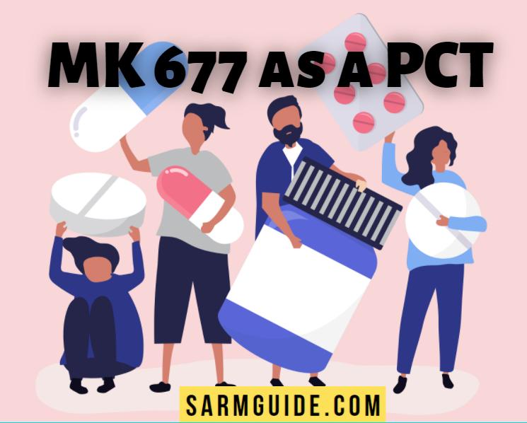 MK 677 as pct