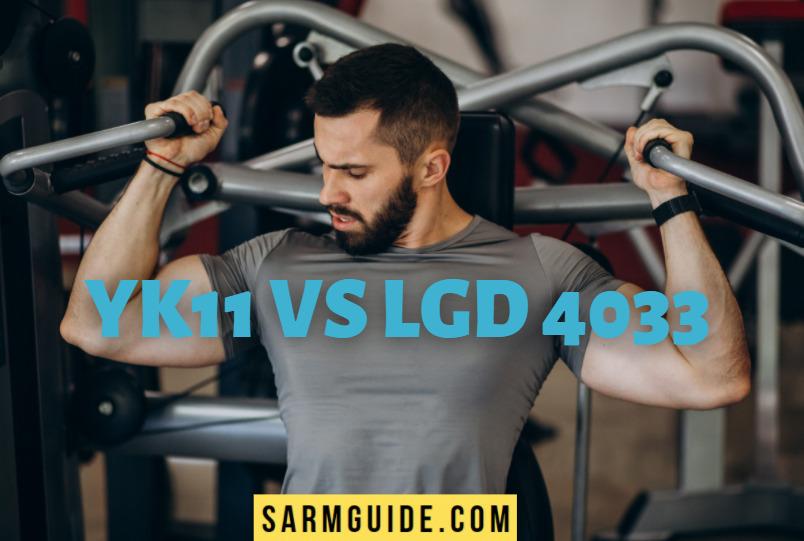 YK11 vs LGD 4033