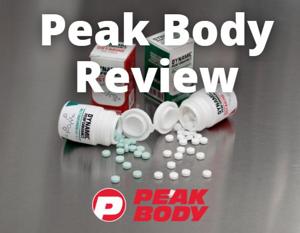 Peak Body SARMs review