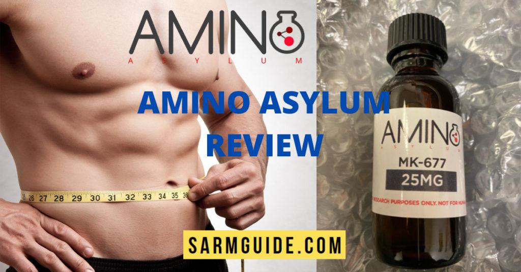Amino Asylum SARMs Review
