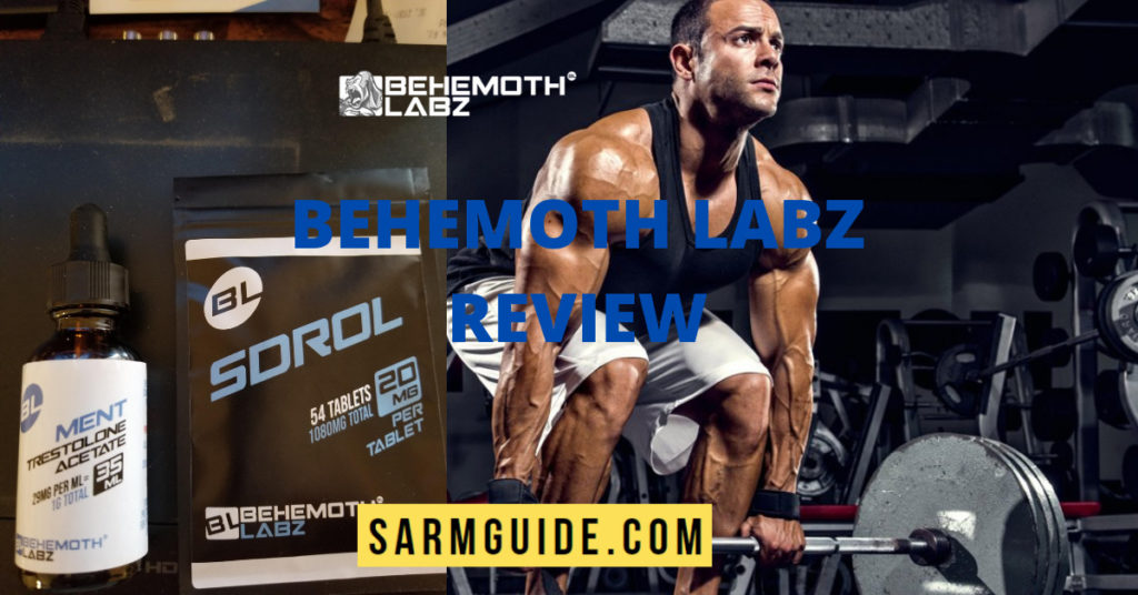 Behemoth Labz SARMs review