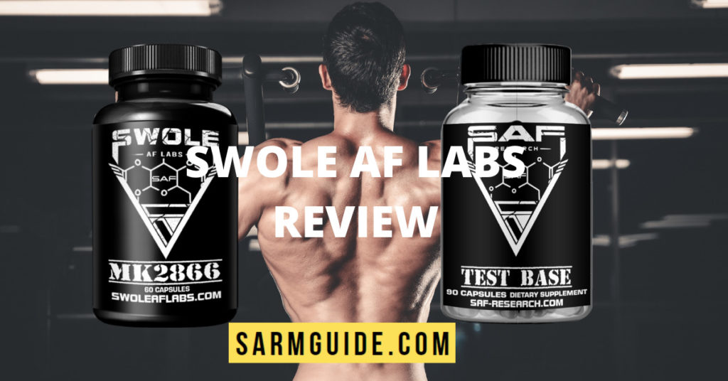 Swole AF Labs SARMs review