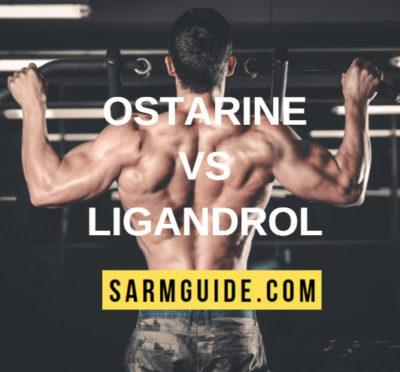 Ostarine vs Ligandrol